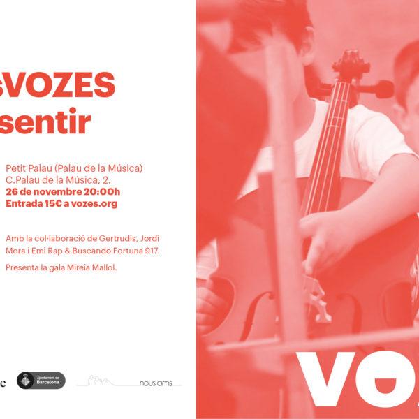 #concertàsVOZES #unanitpersentir